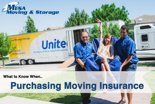 What to know about whether or not to purchase moving insurance and whether you may need it! #moving #tips #movinginsurance