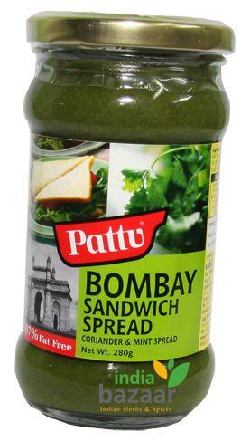 Pattu Bombay Sandwich Spread 290g