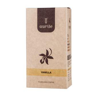 Aurile Vanilla  Un aroma esotico e dolce di #vaniglia è l'accompagnamento ideale al gusto naturale del caffè tostato fresco. Introduce note calde e allegre nella composizione. E' una vera gioia per i sensi!  #aurile #coffee #break #aromatizzato #FMGroup #FMGroupItalia #vaniglia