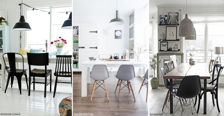 Mix & Match Dining Chairs | sheerluxe.com