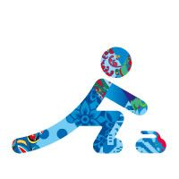 I hope I can try my hand at Curling one day - Olympic Curling at the Ice Cube Curling Center | Sochi 2014 Olympics