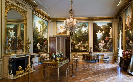 Henry Clay Frick House / Home of The Frick Collection- most wonderful place i visited in NY