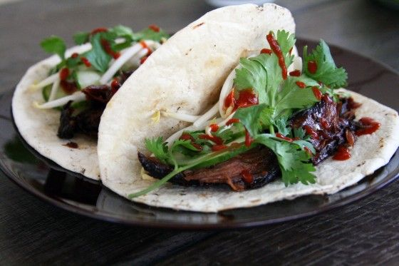 Crockpot Korean Tacos by mylifeasmrs: #Tacos #Korean #Crockpot