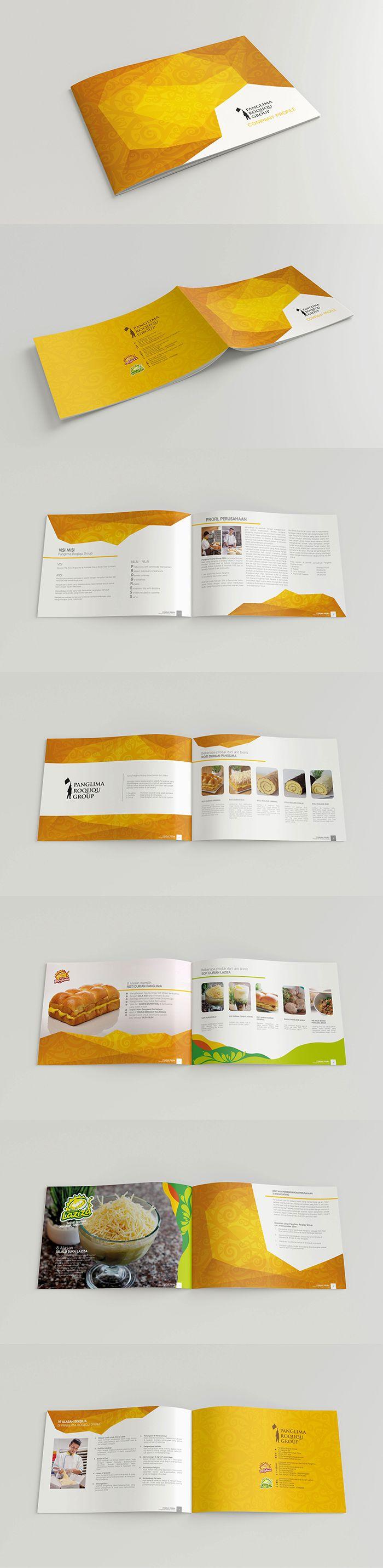 COMPANY PROFILE PANGLIMA RAQIIQU | Arexgraph Design