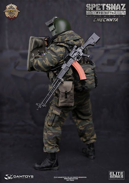 onesixthscalepictures  dam toys spetsnaz in chechnya   latest product news for 1  6 scale figures