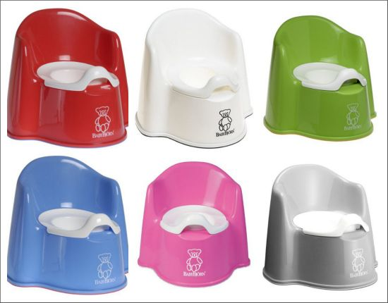 Start Potty Training: What Is the Best Potty Training Seat? YES! So glad I chose the best rated seat out there. Babybjörn for life.