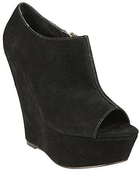 2d8952c2587 Black Platform Sandals: Steve Madden Vegas