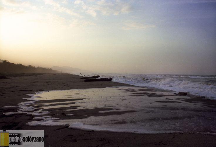 Playa Bonita Tayrona Canon Ae1 program, kodak ektar 100