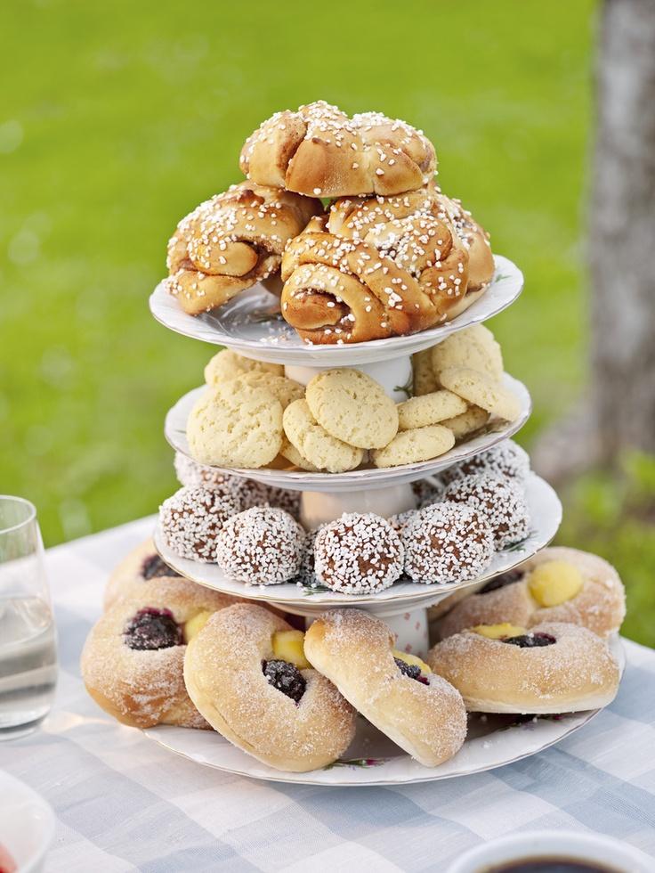 Swedish Coffee And Cake Culture