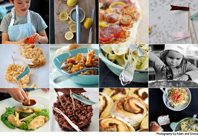 Caut bloggeri de food pentru o fapta buna