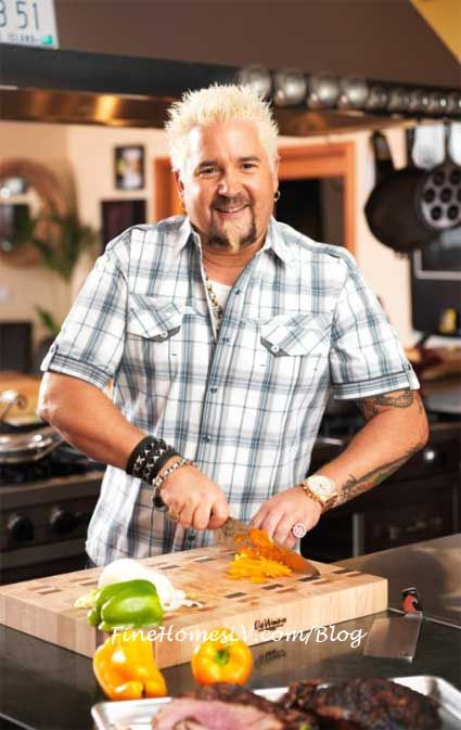 Chef + Food Network Star Guy Fieri To Debut His 1st Las Vegas Restaurant At The Quad