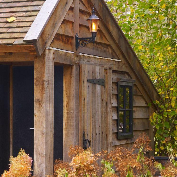Eikenhouten bijgebouwen - Exclusieve eikenhouten bijgebouwen en tuinpaviljoens - Rasenberg