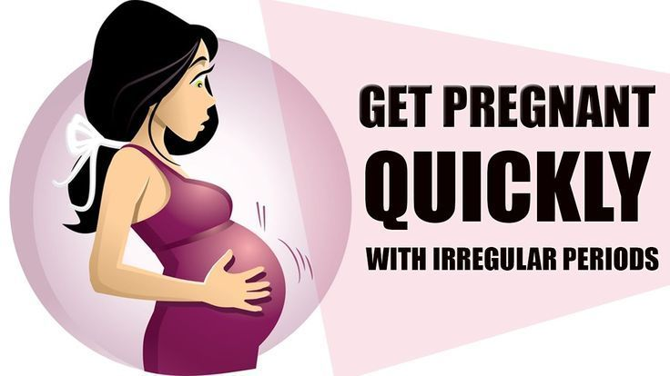 How To Get Pregnant Fast And Easy With Irregular Periods