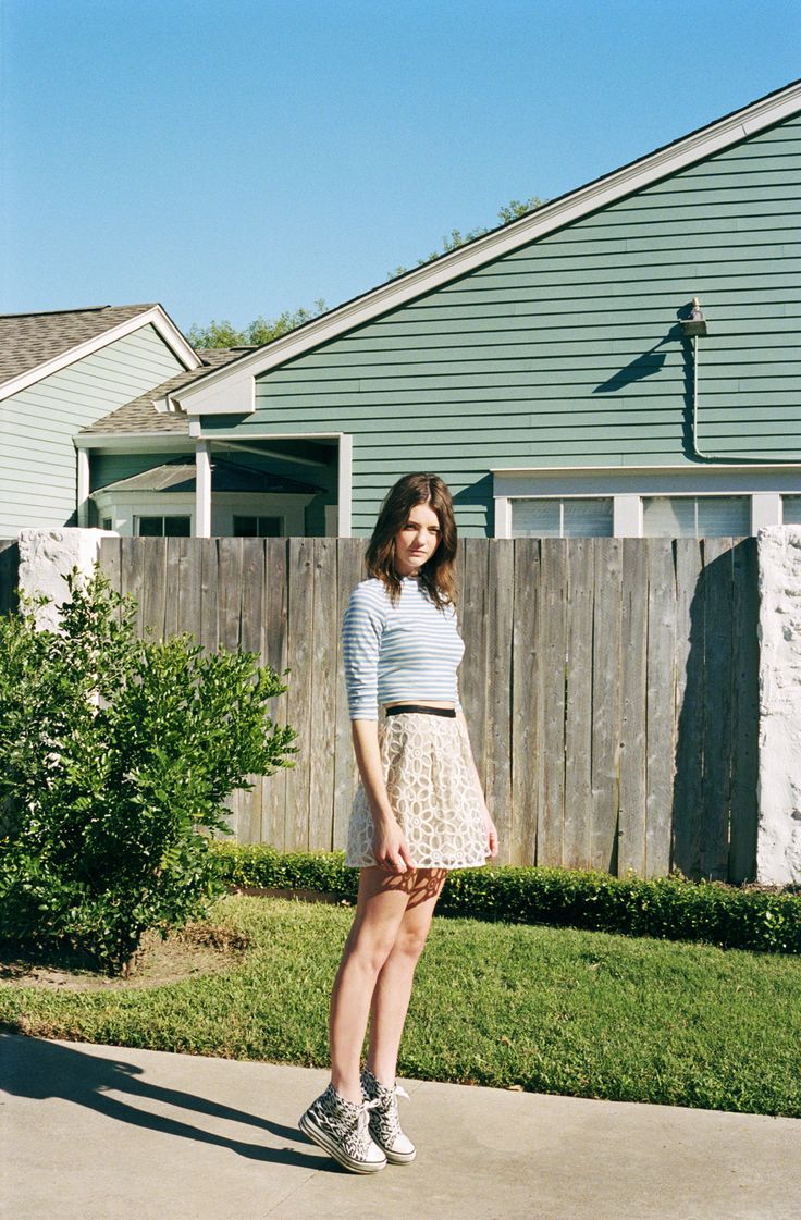 The Spring Lookbook / Photography by Kathy Lo #urbanoutfitters |Pinned from PinTo for iPad|