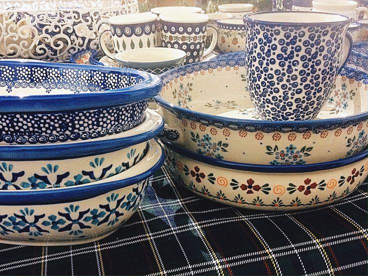 Формы для запекания / Forms for baking ceramics Boleslawiec #посударучнойработы #керамикаручнойработы #посуда #ceramics #pottery #polishpottery ceramic tableware   pottery   polish pottery   boleslawiec   посуда   керамическая посуда   польская керамика   польская посуда   болеславская керамика   керамика