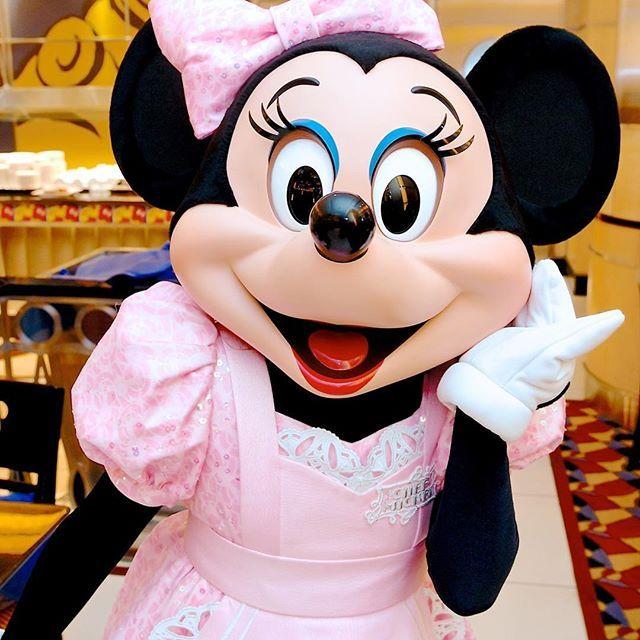 #ミニー#minne #シェフミッキー#disney#ディズニー#tdr#tokyodisneyresort #ディズニーアンバサダーホテル#東京ディズニーリゾート