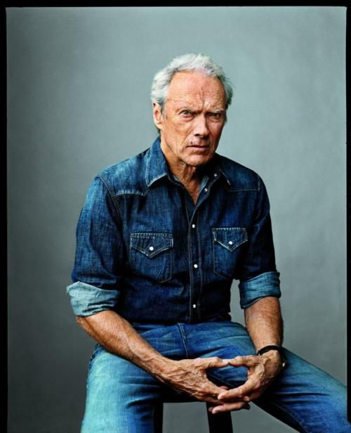 Clint Eastwood, another Legend and my hero. When everyone else wanted to meet…