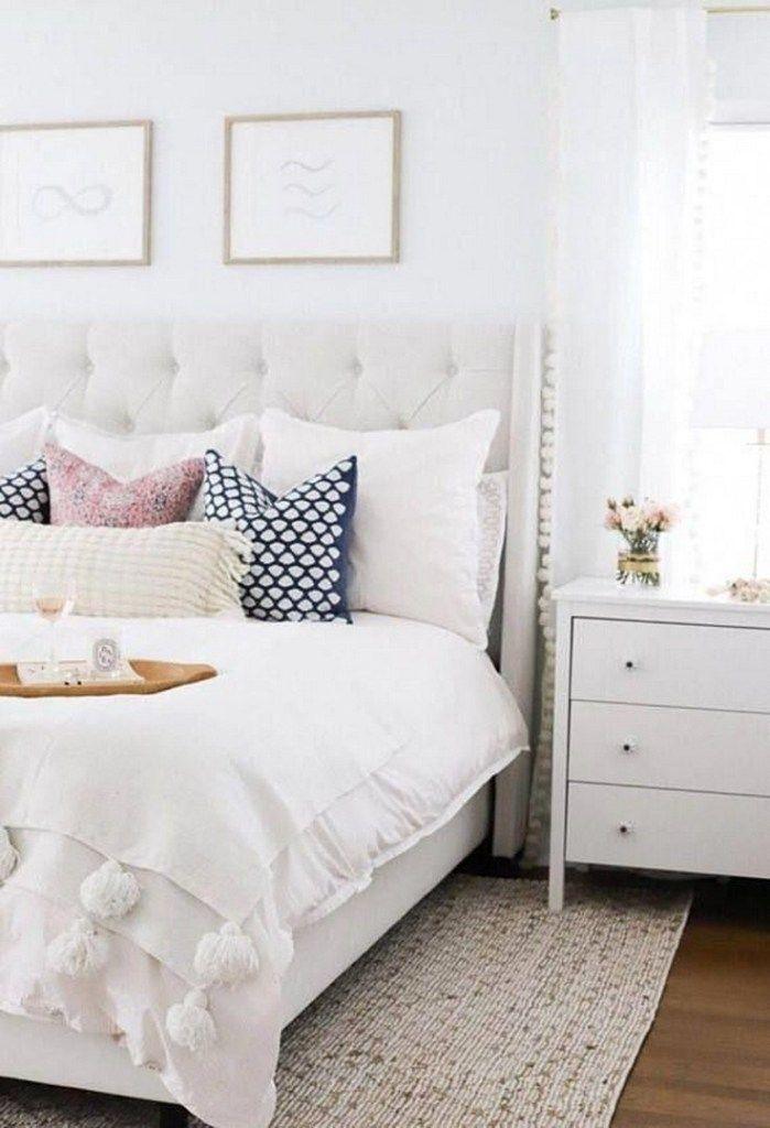✓55 cozy & luxury master bedroom decor ideas 40 in 2019   Bedroom ...