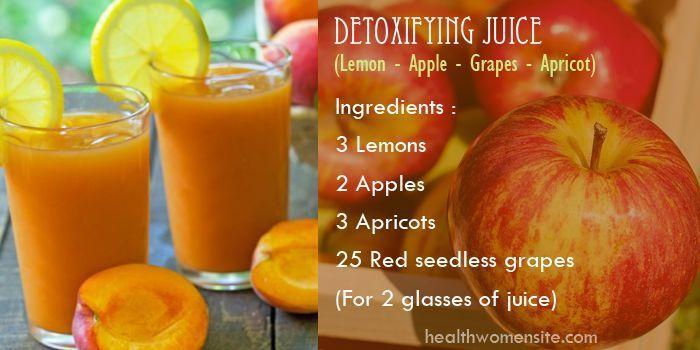 Top Juice to Detox