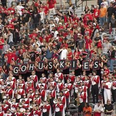 Students getting involved at Northern Illinois University #gohuskies Where will you play your college ball? Are you prepared? myplayerpage.com