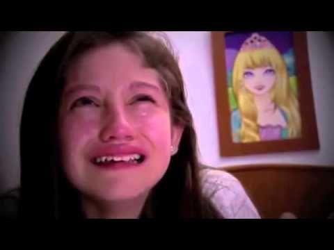 """Karol cantando para """"La rosa de Guadalupe"""" - YouTube"""