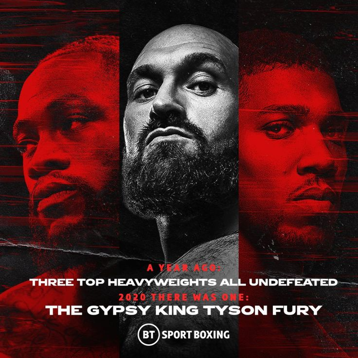 Boxing on BT Sport 🥊 on Twitter in 2020 Gipsy kings
