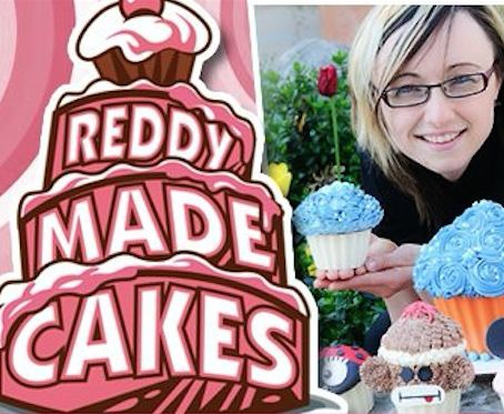 Best In Show and Favourite Local Sweet Treat: Reddy Made Cakes & Supplies #WeHeartLocal