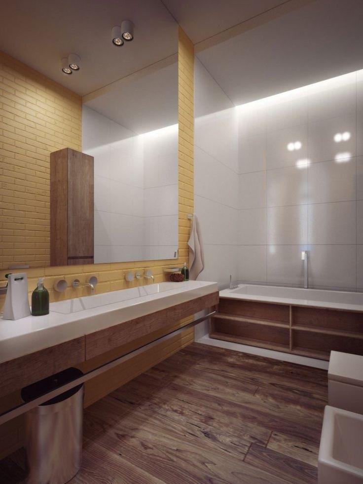 Die 25+ Besten Ideen Zu Klinker Fliesen Auf Pinterest ... Badezimmer Klinker