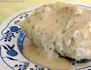 Delightful Repast: Cream Gravy - A Southern Classic