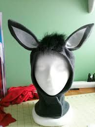 Image result for donkey costume diy
