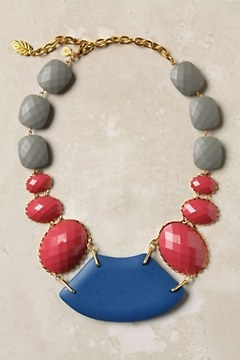 Love statement necklaces.: Anthropology Colors, Jewelry Necklaces, Neon Equilibrium, Statement Necklaces, Anthropologie Com 68 00, David Aubrey, Anthropology Necklaces, Red And Blue, Equilibrium Necklaces