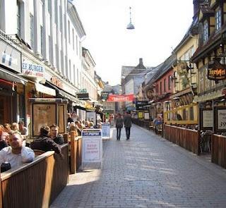 Aalborg, Jomfru Ane gade