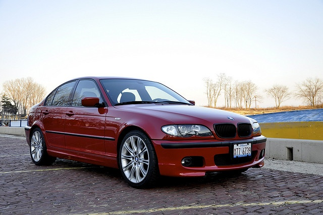 BMW 330i ZHP - One of the best looking 3-Series BMW has ever made. The epitome of the E46 sedan.