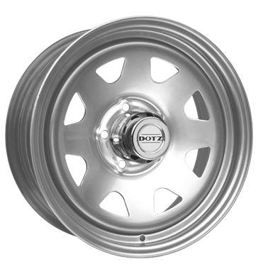 Alu-Felge Dotz | pneuexperte.ch - Markenreifen, Kompletträder und Felgen richtig günstig