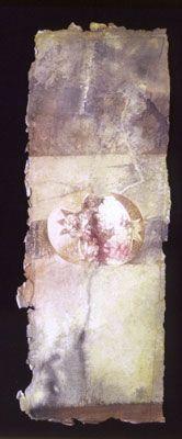 Pedro Cano Melograno, 2000, watercolor, mm 450 x 200