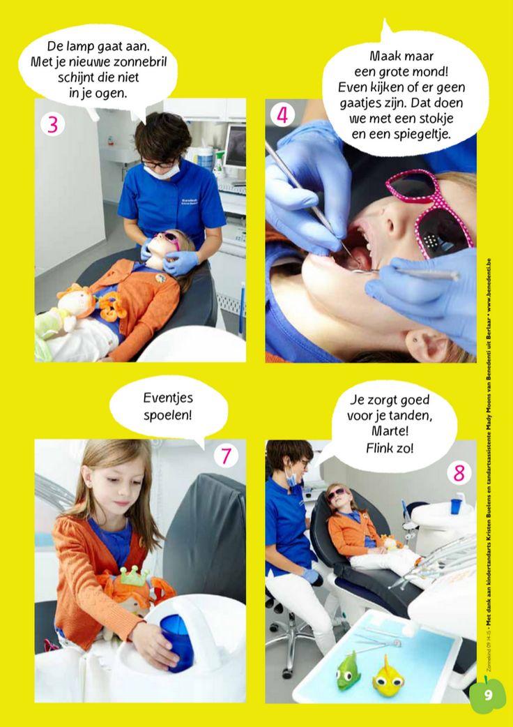 Naar de tandarts 2 @keireeen