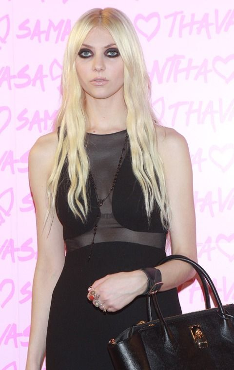 "Taylor Momsen, now 19, is currently in a hard rock band and has a role in the hit t.v. series ""Gossip Girl.""  from ""The Grinch or stole Christmas"