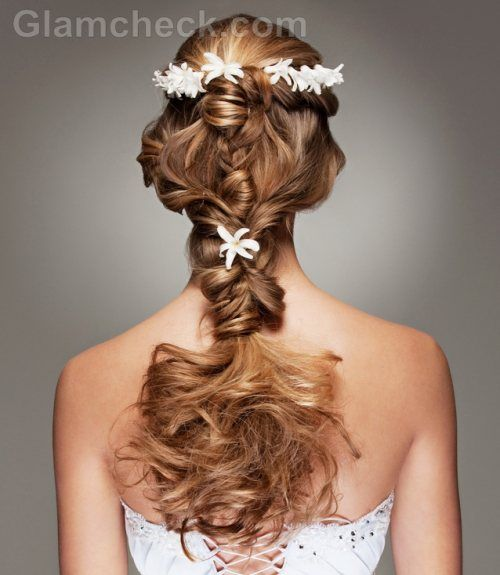 1000+ images about Wedding Day Hairstyles on Pinterest ...
