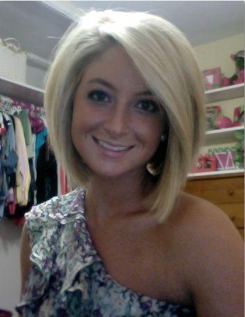 love this cut.: Hair Short, Shorts Hair, Cute Cut, Cute Bob, Hair Cut, Cute Shorts, Hair Style, Long Bobs, Shorts Cut