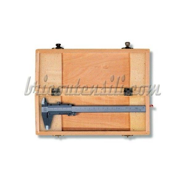 Calibro in Acciaio inox mm 150 1/20 in cassetta