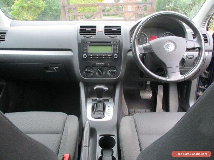 VW GOLF FSI 1.6 SPORT DSG AUTOMATIC 6 SPEE #vwvolkswagen #golf #forsale #unitedkingdom