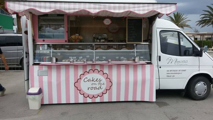 Appena giunti a Pescara. Eccoci con il nostro food truck #cakesontheroad https://twitter.com/simocakedesign