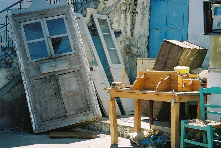 Old wood @ Kokkari, Samos (Gr)