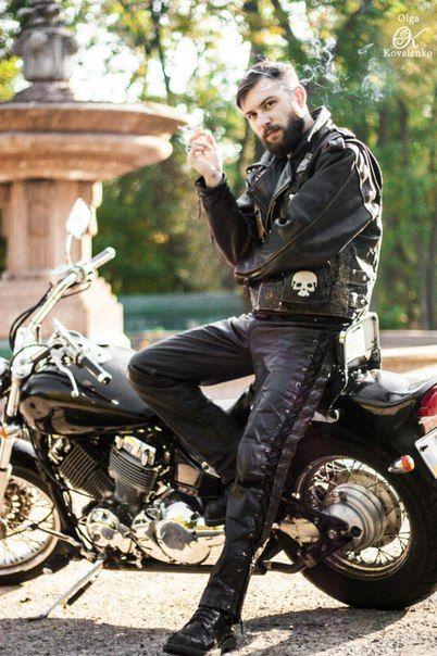 man,biker,motorcycle, motorcyclist, photo shoot,kosuha,Steel, style...MINE