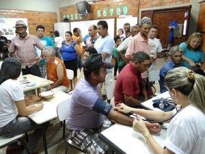 Em Patos: UBS Pedro Firmino e SESC realizam atividade alusiva à campanha Novembro Azul
