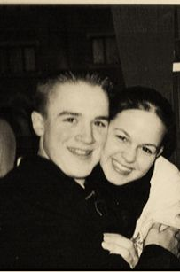 When they met as kids and fell in love.   22 Moments Tom And Giovanna Fletcher Restored Our Faith In True Love