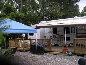 camper decks ideas   RV Deck   Home Tenders