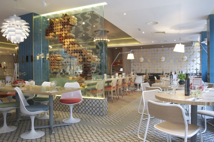 A look at our beautiful restaurant design in birmingham