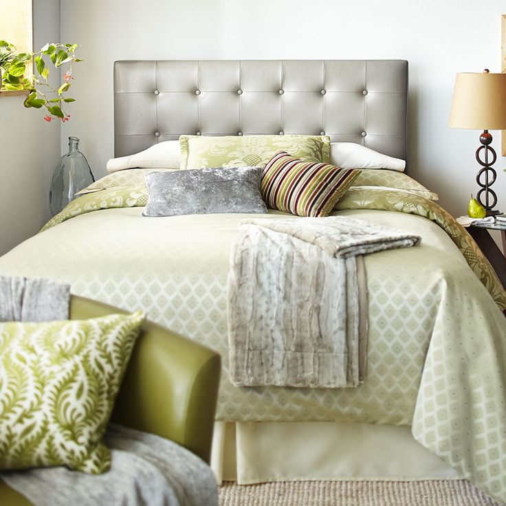 Queen Headboard  Pier 1 Imports  Headboards  Masons  Damasks  Duvet Covers   Luxurious Bedrooms  White Bedroom  Master Bedroom. 66 best Make the Bedroom images on Pinterest