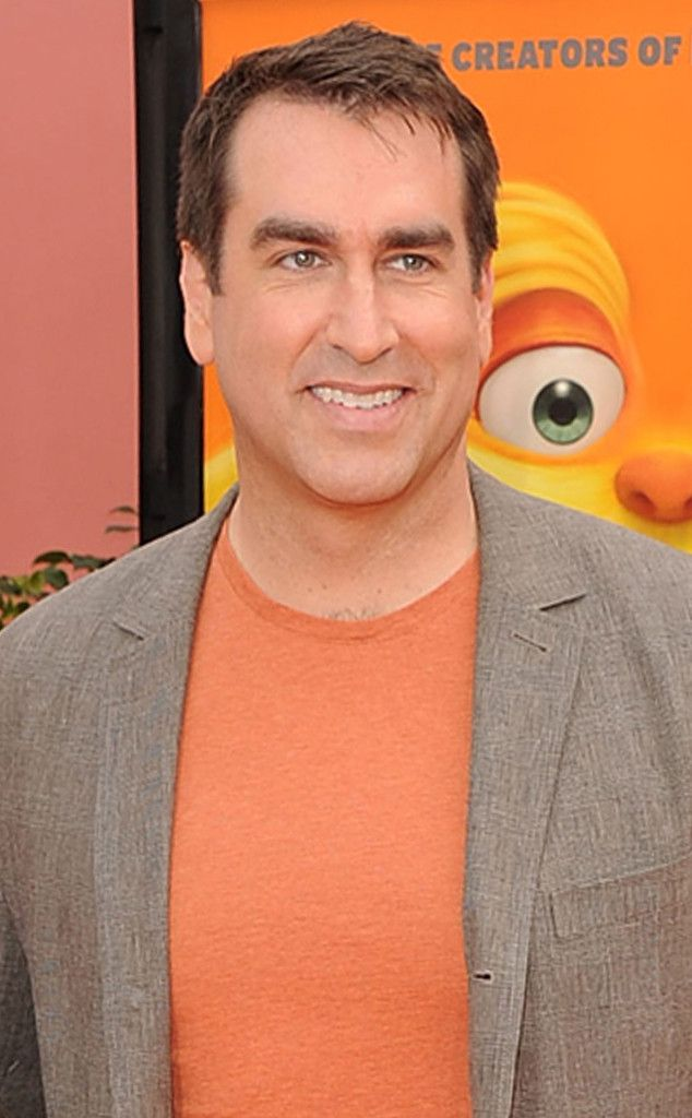 Rob Riggle from Celebrity Veterans  The comedian served in Kosovo and Afghanistan before becoming a hilarious correspondent on The Daily Show.